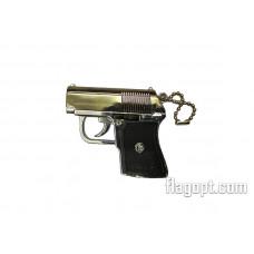 Пистолет, лазер+фонарик