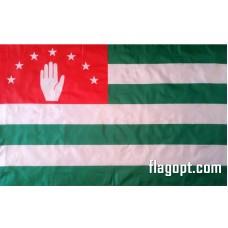 Флаг Республика Абхазия 90х145