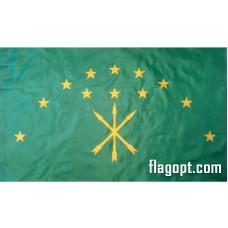 Флаг Республика Адыгея 90х145
