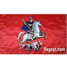 Флаг Москва 16х24