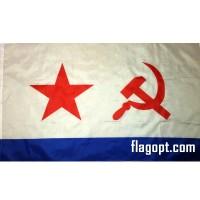 Флаг ВМФ СССР 90х145