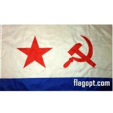 Флаг ВМФ СССР 16х24