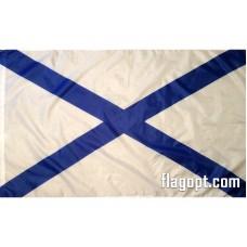 Флаг Андреевский 16х24