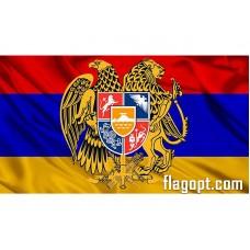 Флаг Армения 16х24