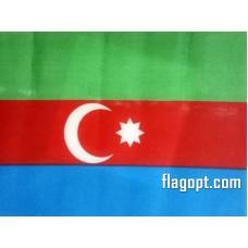 Флаг Азербайджан 16х24