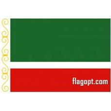 Флаг Чеченская Республика 16х24