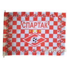 Флаг ФК Спартак 90х145