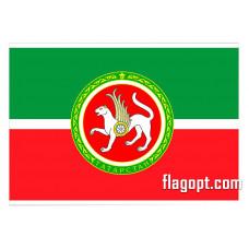 Флаг Татарстана с Гербом 90х145