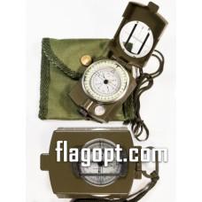 Компас военный металлический